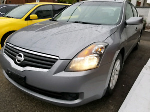 2009 NISSAN ALTIMA SL WITH CERTIFIED 4500.00