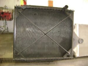2005 radiator and charged air cooler for 4900series western star