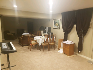 Basement for rent in Silverado