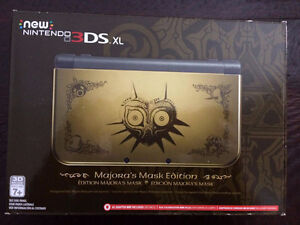 Selling Majora's Mask NEW 3DS XL
