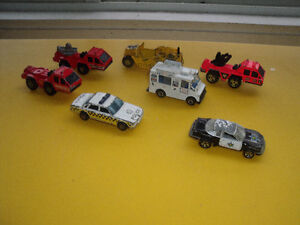 7 assorted Hot Wheel's West Island Greater Montréal image 1