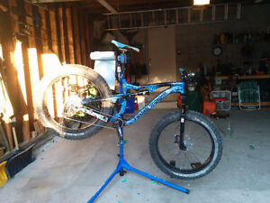 xmcarbonspeed Full Suspension Fatbike