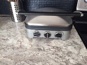 Grille pour paninis