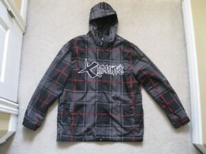 X Games Youth Spring Jacket