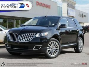 2013 Lincoln MKX Base  HEATED LEATHER | BLUETOOTH | BACKUP CAM