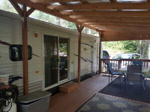 2009 JAYFLIGHT BUNGALOW BHS40 TRAILER PACKAGE. $29,500.00