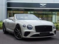 2021 Bentley Continental 4.0 V8 GTC Mulliner Auto 4WD (s/s) 2dr Convertible Petr