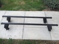 Roof Bars VW Polo / Rover 400