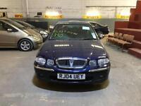 2004 Rover 45 1.8 Connoisseur 4dr Step Auto 4 door Saloon