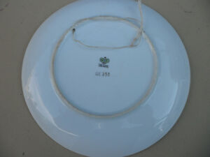 Collector Plate My Kitchen Japan $20. Prince George British Columbia image 4