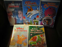 Christmas VHS Movies