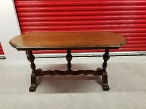Antique Table - 26 inches high x 42 inches long x 16 wide