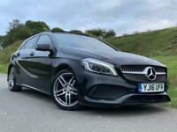 2016 Mercedes-Benz A Class 2.1 A200d AMG Line (Premium Plus) (s/s) 5dr Hatchback
