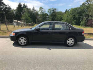 Acura EL 1998 - Well Maintained - $2500