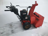 Residential Driveway Snow Clearing Services