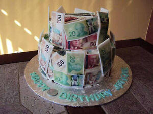Wedding cakes in your budget( FREE delivery and setup available) Oakville / Halton Region Toronto (GTA) image 8