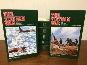 The Vietnam War VHS Collection