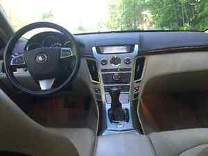 2008 Cadillac CTS AWD, Fully loaded, Superb condition, 1 Owner West Island Greater Montréal image 3