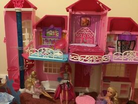 Barbie Malibu house excellent condition