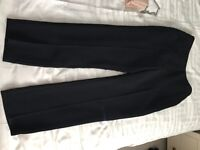 Size 10 black trousers