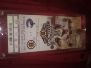 StanleyCup Ticket