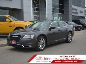 2016 Chrysler 300 Touring AWD w/Sunroof *LOCAL*