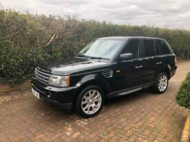 image for 2007 Land Rover Range Rover Sport 2.7 TDV6 HSE 5dr Auto ESTATE Diesel Automatic