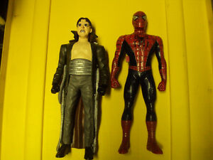 Marvel & Spider-man Toys