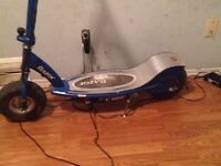 Electric scoorer