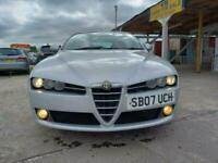 2007 Alfa Romeo 159 2.2 JTS Turismo 5dr SERVICE BOOK 8 STAMPS ESTATE Petrol Manu