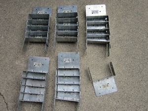 FENCING  HARDWARE  -   BRACKETS  FOR  2 x 4's