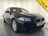 2012 BMW 520D M SPORT DIESEL AUTO HEATED SEATS BI-XENONS SAT NAV DRIVING MODES