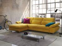 Corner Sofabed REGGIO