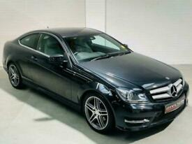 image for MERCEDES-BENZ C-CLASS C220 CDI AMG SPORT COUPE AUTO GREY 2012 C204 W204 DIESEL