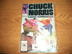Chuck Norris Comic