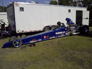 UNDERCOVER 4 LINK DRAGSTER