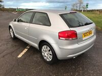 AUDI A3 DIESEL .2007/57,FINANCE AVAILABLE!!!!!!!