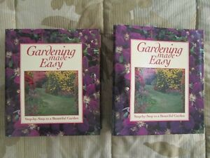 Gardening Made Easy  2 Binder Set Kitchener / Waterloo Kitchener Area image 1