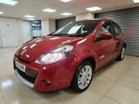Renault Clio 1.5 dCi Dynamique Red Sat Nav £30 Tax DIESEL WARRANTY 12 MONTHS MOT