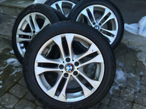 Tires & Rims for BMW X3 2004