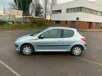 2007 Peugeot 206 Hatchback 1.4 Manual With LONG MOT PX Welcome