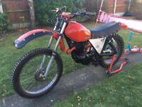 Honda xl500 1980