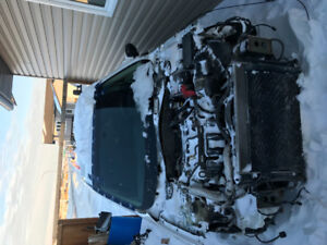Ford Fusion 2012 only for parts.
