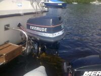 EVINRUDE V4 90hp and 115hp spares