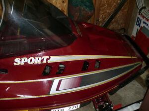 1992 Polaris Sport 440
