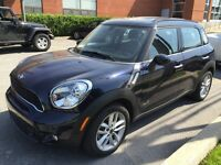 2012 Mini Countryman All4 S Midnight Blue
