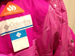 Columbia Girls Winter Coat - Omni-Heat Size 7-8 New with Tags Stratford Kitchener Area image 3