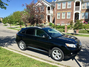 Immaculately maintained 2010 Lexus RX 350 with Car Proof Report