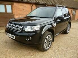image for 2014 Land Rover Freelander 2 2.2 SD4 Metropolis 4WD 5dr SUV Diesel Automatic