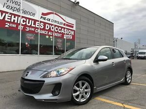 Mazda MAZDA3 4dr HB Sport GS-SKY+CUIR+TOIT+MAGS+WOW! 2012